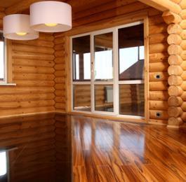 Внутренняя отделка деревянных домов в Нижнем Новгороде и Нижегородской области